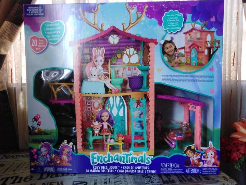 Casa Enchantimals Grande