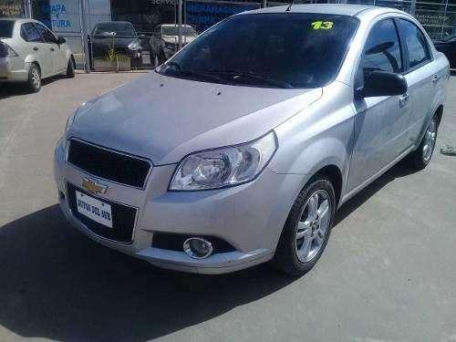 Chevrolet Aveo G3 2013 - 91000 km