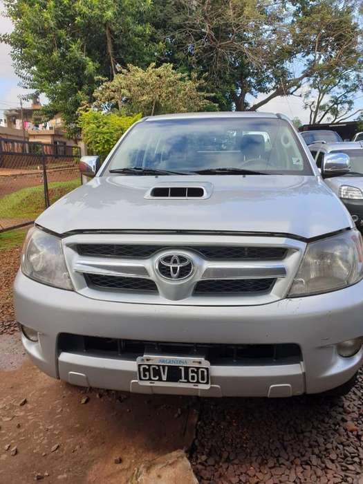 Toyota Hilux 2007 - 400000 km