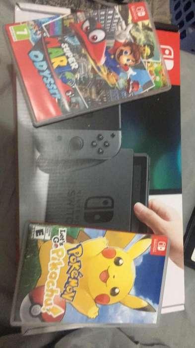 Nintendo Switch 1 Semana de Uso