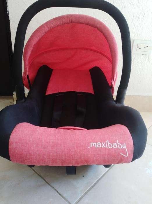 Silla de Auto para Bebés Portabebés