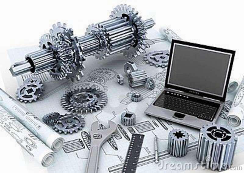 Dibujo planos modelado 3D diseño y fabricación de elementos mecanicos