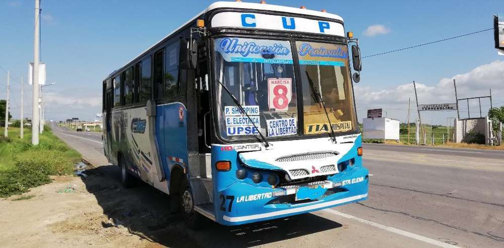 Se Vende Buss con Cupo