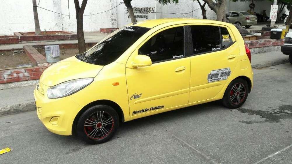 Taxi I10 2013 Muy Bueno