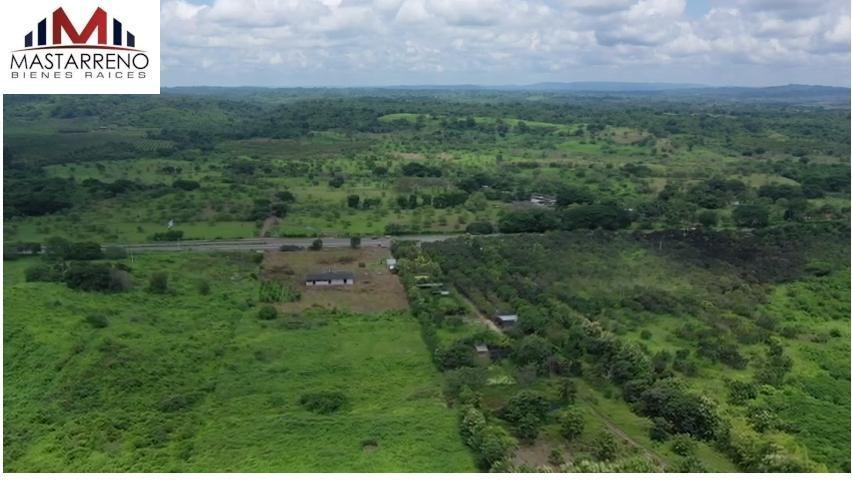 Terreno 320HA Via La Costa Primeros km Ideal Para proyecto Comercial/urbanistico