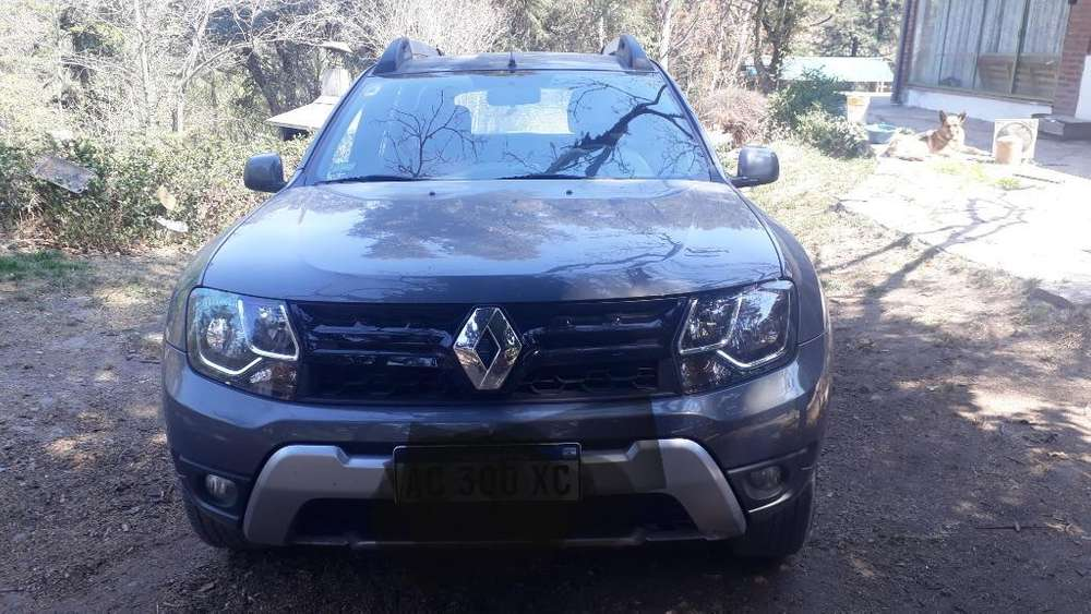 Renault Duster 2017 - 24000 km
