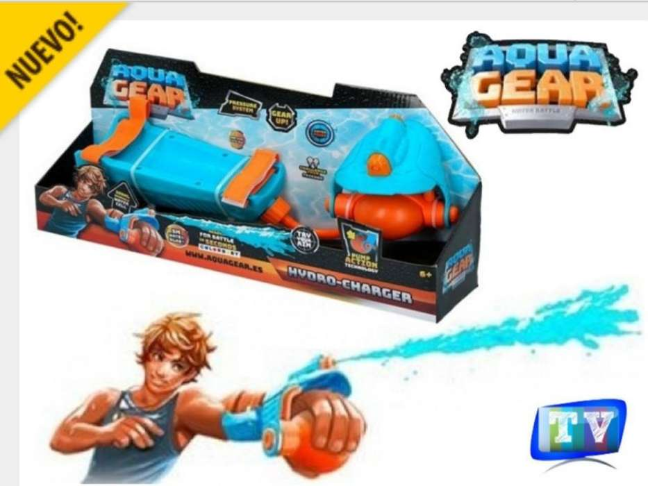 Aqua Gear Hydro Charge Varon Ag002