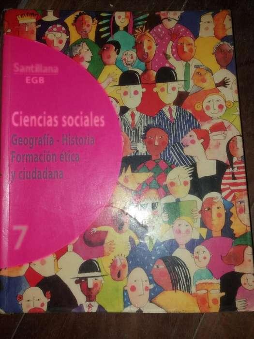 Ciencias Sociales 1. Santillana