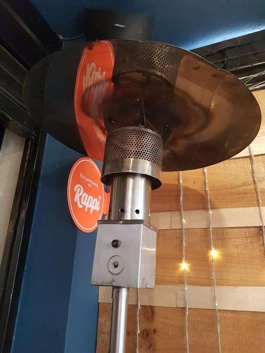 <strong>calefactor</strong> Exterior
