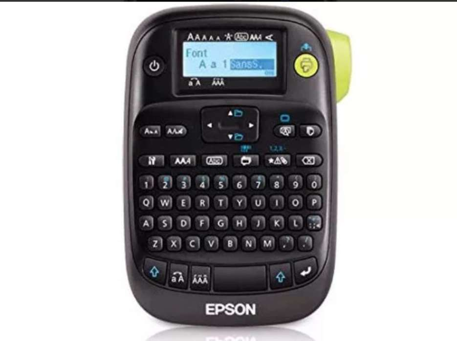 Epson Labelworks Lw400 Label Maker