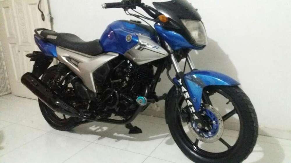 Yamaha Sz16r150 Modelo 2013. 2.600.000