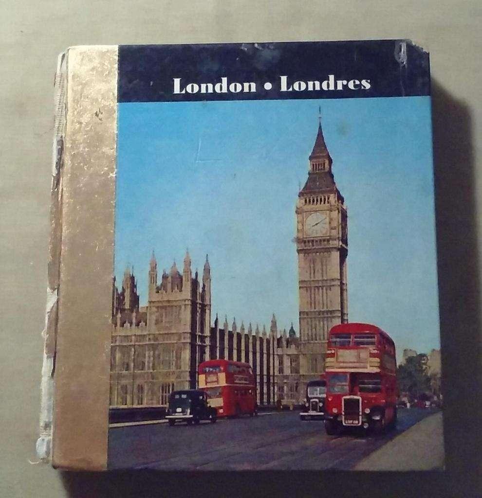 GUIA DE FOTOS DE LONDRES. HALLWAG AG BERN