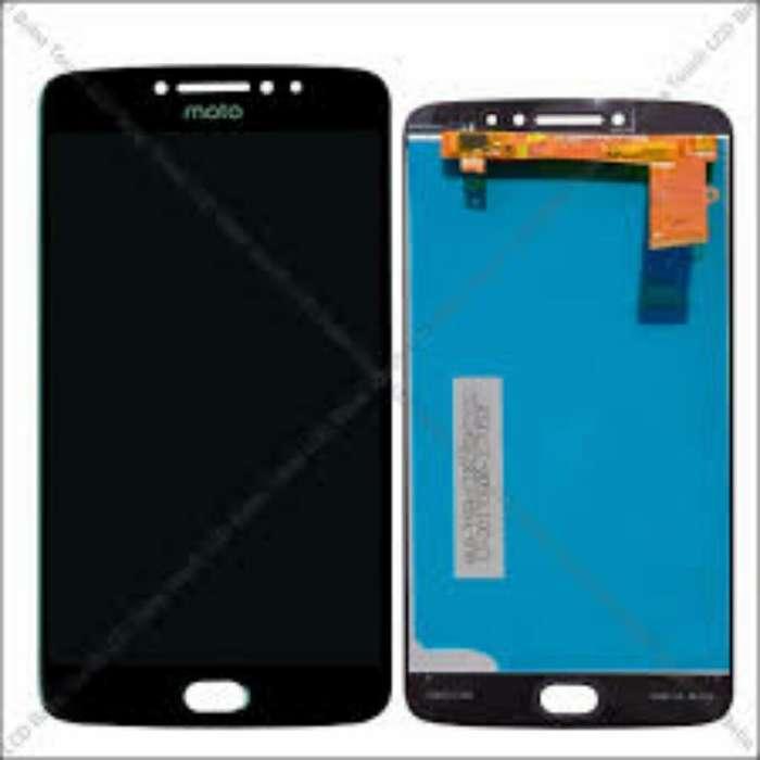 Pantalla Lcd Motorola E4 Plus Original