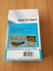 Soporte adjustable para tablets