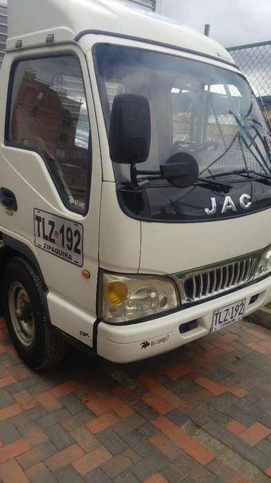 Vendo Camion Jac