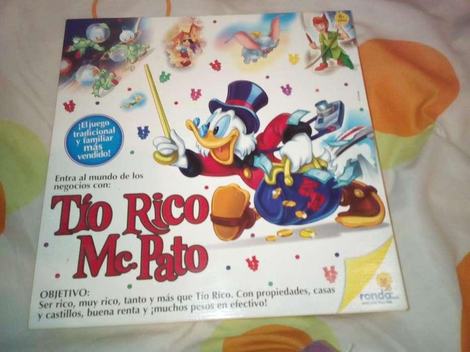 Juego Tío Rico Original