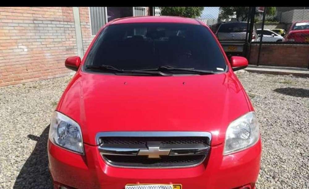 Chevrolet Aveo Emotion 2010 - 145000 km