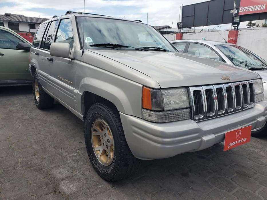 JEEP Cherokee 1998 - 200000 km