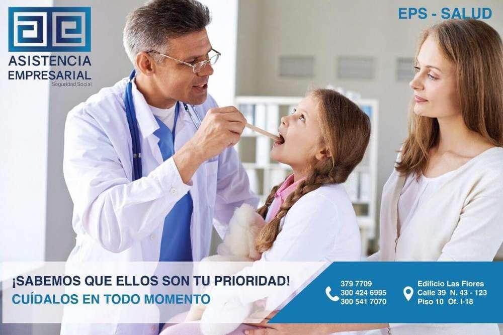 Cartagena-Afiliate hoy Servicio de EPS desde 77.600 LLAMA 300 541 7070