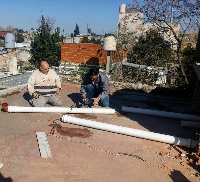 Trabajos de Albañileria en Gral