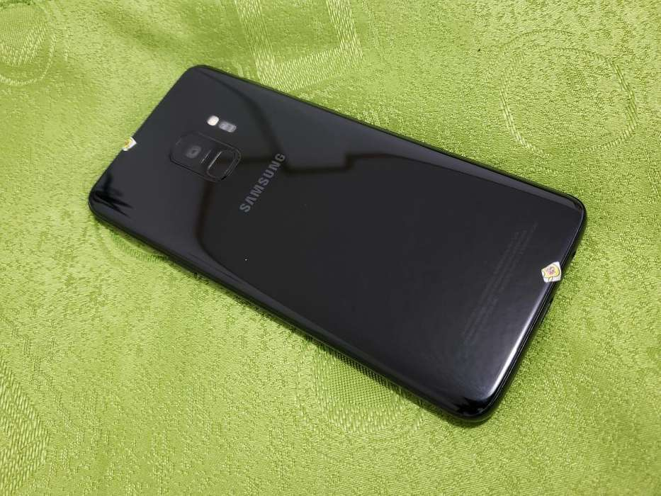 Samsung S9 Dual Sim Efecto Fantasma