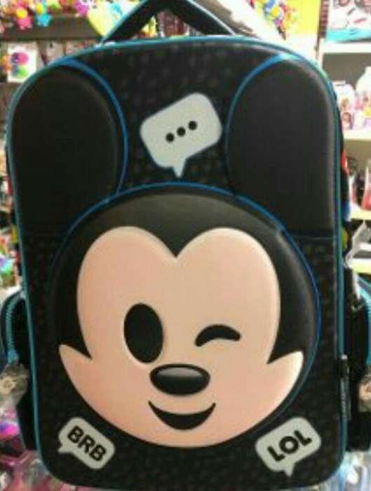 Mochilas Nuevas Disney Originales