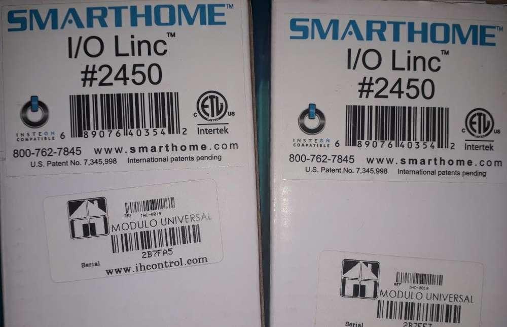 2 Modulos Universales Inteon Smarthome
