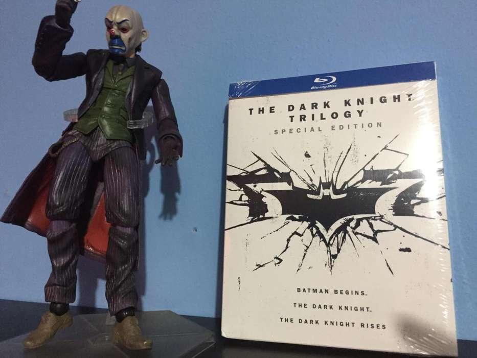 Batman Bluray The Dark Knigth Trilogy
