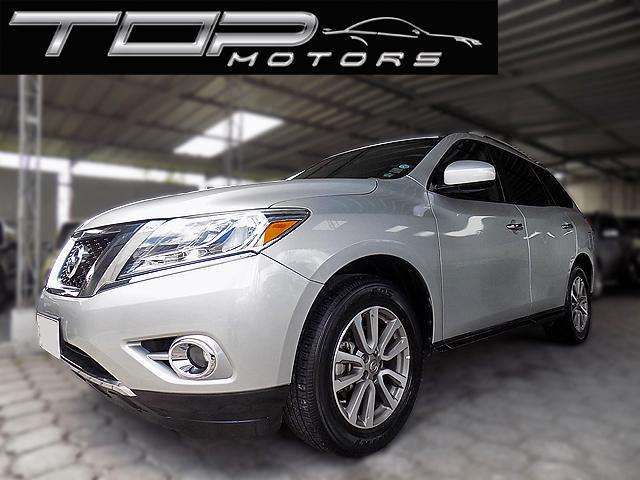 Nissan Pathfinder 2015 - 29000 km