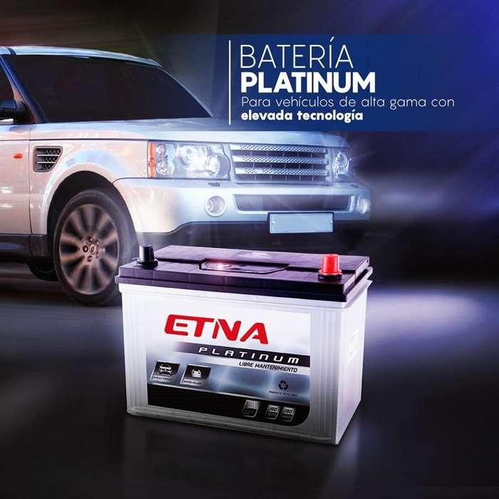 Batería Etna Platinum - Libre mantenimiento