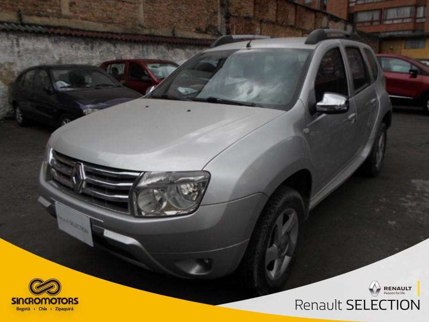 Renault Duster 2015 - 52576 km