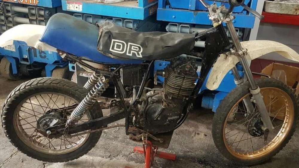 <strong>suzuki</strong> dr 400 1980 sp