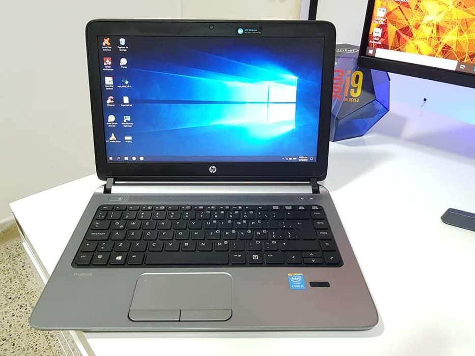 PORTATIL HP 430 G2 i5 4ta To 2.70GHZ, 500GB DISCO, 4GB RAM, 13.3, LECTOR HUELLA, ULTRABOOK