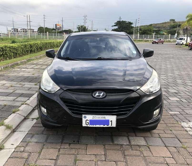 Hyundai Tucson 2011 - 181000 km