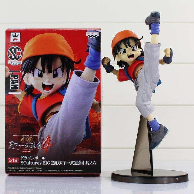 Figura Colección Pan Dragon Ball Z