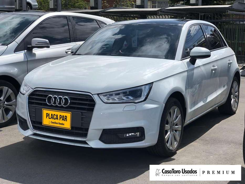 Audi A1 2017 - 23764 km