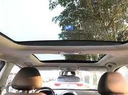 hyundai tucson 2015 version deluxe la mas full con sunroof panoramico, faros led, android, impecable.