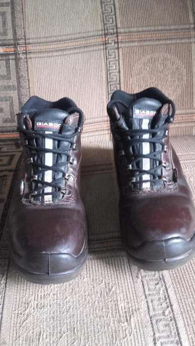 Vendo zapatos industriales Giasco