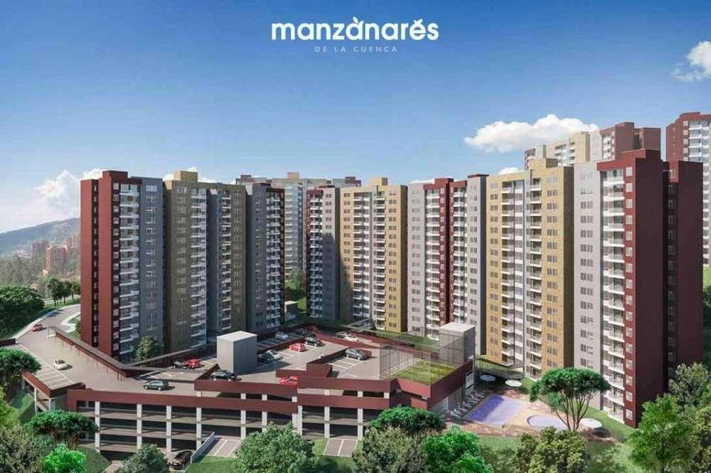Venta apartamento sobre <strong>plano</strong>s Envigado la cuenca - wasi_1226187
