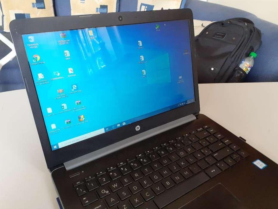 Laptop Hp Core I3 Séptima Generación