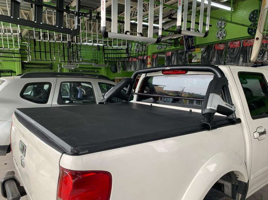 Roll Bar Keko Wingle O Dmax Anterior