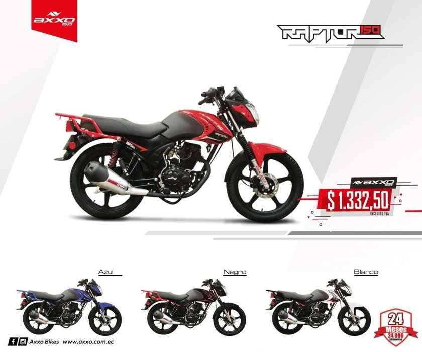Moto Raptor 150
