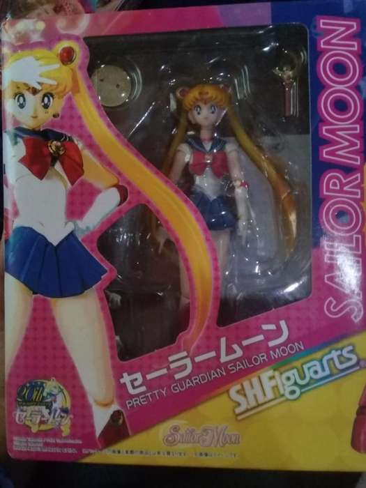 Vendo Sailor Moon