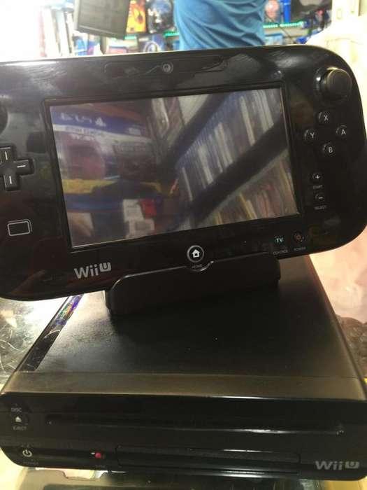 Nintendo Wii u Con juegos