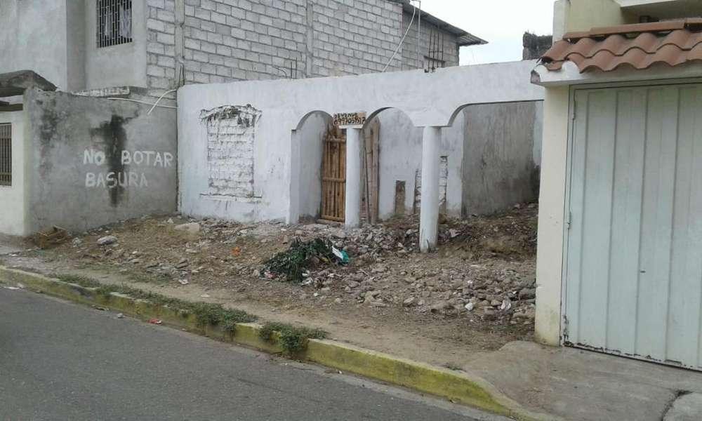 Venta D Terreno Via Puerto Bolivar