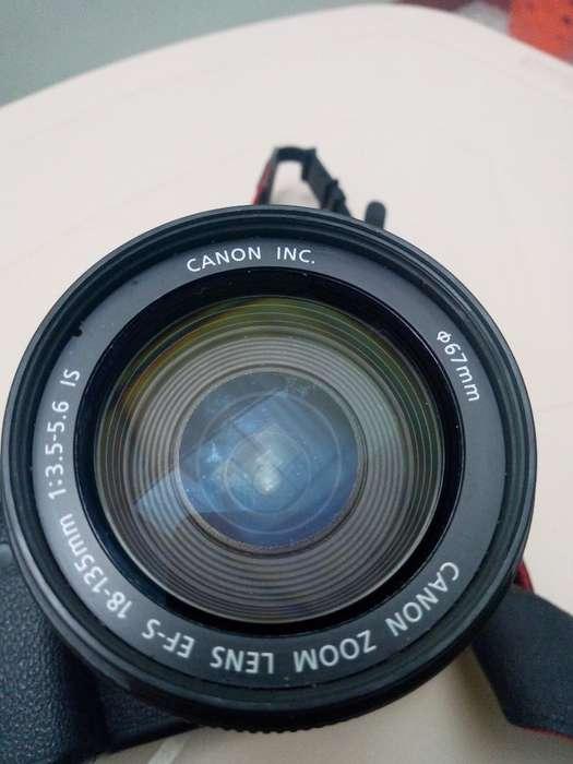 Camara Canon 60d Usada