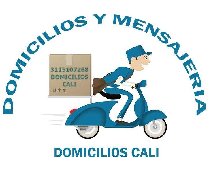 Mensajeros y Domiciliario en Cali