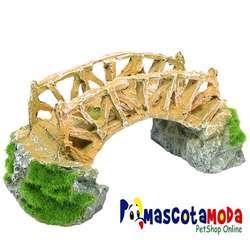 Puentes decorativos para acuarios y peceras