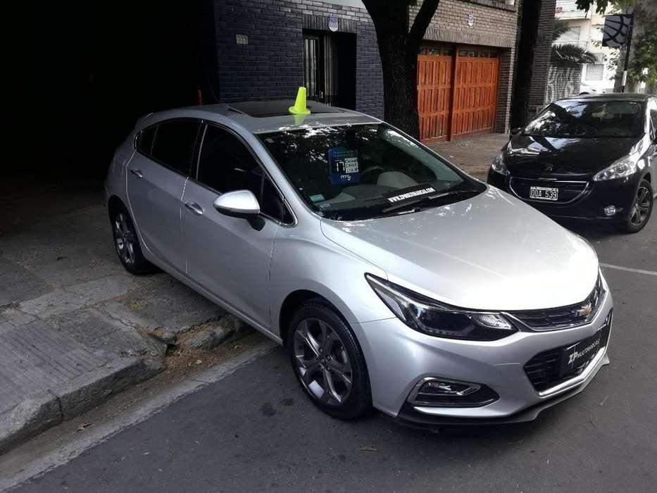 Chevrolet Cruze 5 2017 - 20000 km
