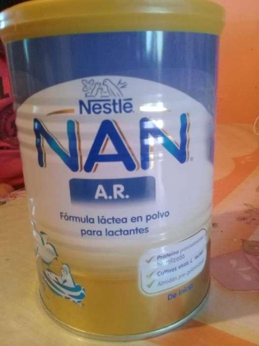 Leche Nan A.r